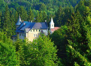 Planinarski dom Dvorac Stara Sušica - 5