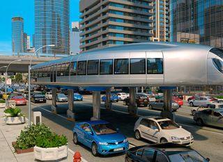 Tramvaj iz budućnosti - 2