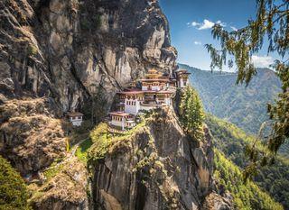 Tigrovo gnijezdo, Butan - 4
