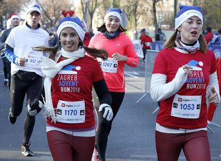 Zagreb Advent Run - 3