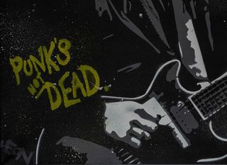 Punk\'s Not Dead Breakdown Party - 4