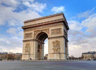 Slavoluk pobjede, Pariz - 1