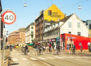 Norrebro, Kopenhagen, Danska - 3