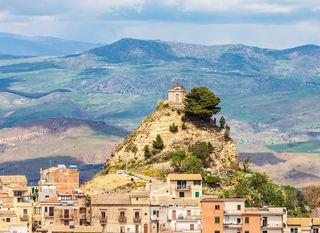 Centuripe, Sicilija, Italija - 1