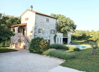 Kamena kuća Insula Sola, Istra - 3
