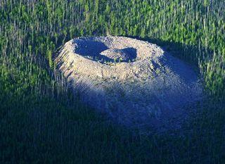 Krater Patomsky - 2