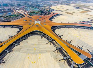 Daxing International Airport - 1