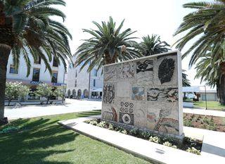 Luka mozaika, Vela Luka, Korčula - 1
