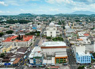 San Salvador je glavni grad Salvadora
