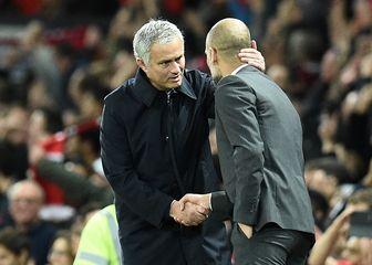 Jose Mourinho i Pep Guardiola (Foto: AFP)