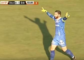 Vedran Kjosevski (Screenshot: YouTube)