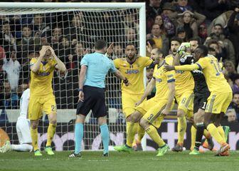 Oliver dosudio penal za Real protiv Juventusa (Foto: AFP)