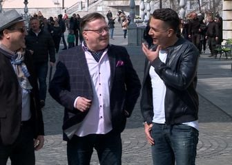 Neno Belan, Halid Bešlić, Željko Joksimović (Foto: Screenshot)