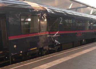 Deseci ozlijeđenih u željezničkoj nesreći u Salzburgu (Screenshot YouTube)