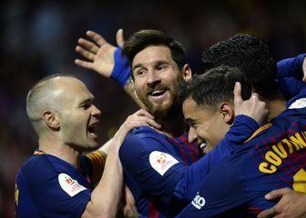Leo Messi (Foto: AFP)