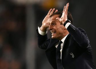 Massimiliano Allegri (Foto: AFP)