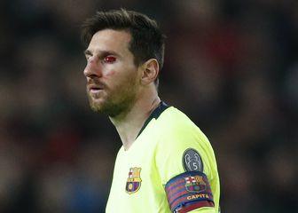 Lionel Messi (Foto: Darren Staples/Press Association/PIXSELL)