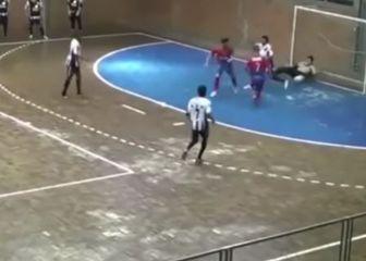 Čudesne obrane futsal vratara (Screenshot)