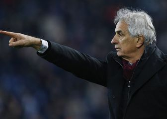 Vahid Halilhodžić (Foto: AFP)
