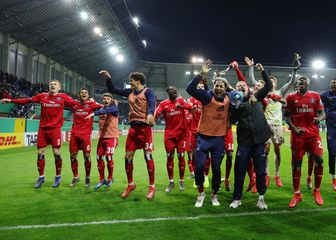 HSV slavi prolaz u polufinale (Foto: firo Sportphoto/DPA/PIXSELL)