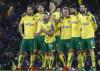 Momčad Norwicha (Foto: AFP)