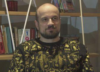 Reper Vojko Vrućina (Foto: IN Magazin)