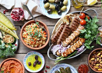 Roštilj i salata su odlična kombinacija