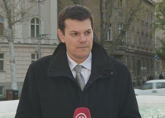 Vuk Vuković, predsjednik Ekonomskog savjeta Glasa poduzetnika