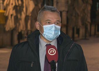 Dražen Rastović, voditelj Službe kriminaliteta droga