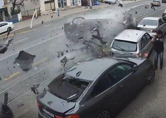 Prometna nesreća u Dubravi