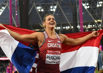 Sandra Perković (Foto: AFP)