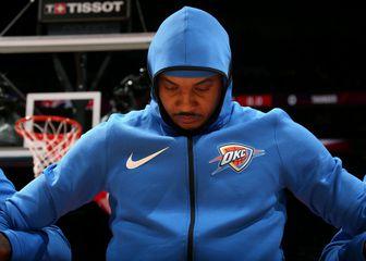 Carmelo Anthony (Foto: AFP)