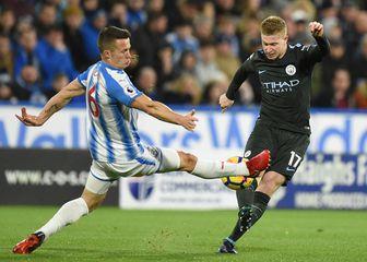 Kevin De Bruyne u dresu Manchester Cityja (Foto: AFP)