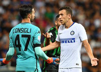 Consigli i Perišić (Foto: AFP)