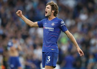 Marcos Alonso (Foto: AFP)