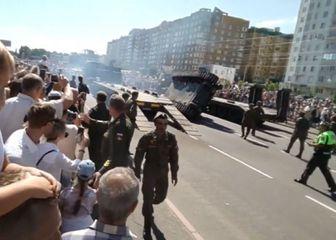 U Rusiji se prevrnuo tenk (Foto: Dnevnik.hr) - 2