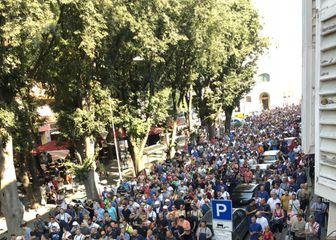 Štrajk radnika Uljanika - 5 (Foto: Dnevnik.hr)