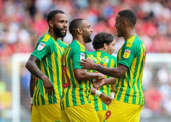 Igrači West Bromwich Albiona (Foto: James Wilson/Press Association/PIXSELL)