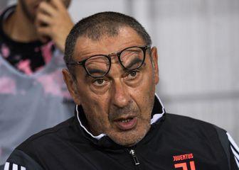 Maurizio Sarri (Foto: AFP)