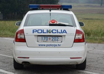 Policija, ilustracija (Foto: Pixsell,Matija Topolovec)