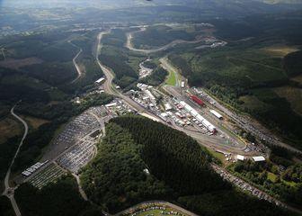 Spa-Francorchamps (Foto: Facebook/Formula1)