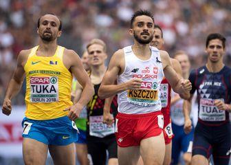 Trkači na 800 metara (Foto: Sven Hoppe/DPA/PIXSELL)