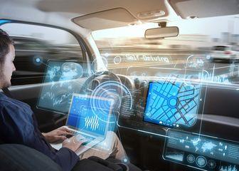 Autonomno vozilo, ilustracija