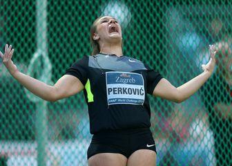 Sandra Perković (Foto: Sanjin Strukic/PIXSELL)