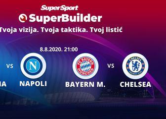 SuperSport - SuperBuilder - Liga prvaka 1