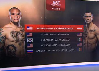Videozid Stipe Sladoljeva o UFC-u u Las Vegasu - 3