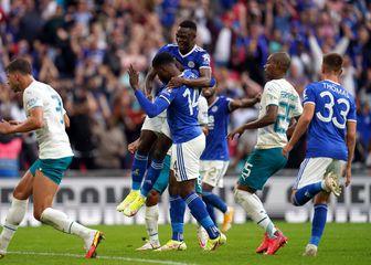 Slavlje Leicestera