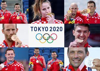 Hrvatske medalje na Olimpijskim igrama u Tokiju