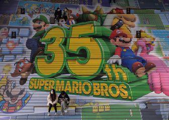 Super Maro Bros.