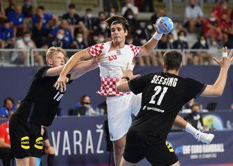 Finale EP-a do 19 godina: Hrvatska - Njemačka